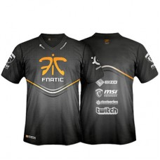 FNATIC PLAYER T-SHIRT 2013-14 SIZE L