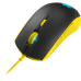 STEELSERIES RIVAL 100 PROTON YELLOW ГЕЙМЪРСКА МИШКА