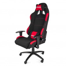 AKRACING GAMING CHAIR BLACK RED ГЕЙМЪРСКИ СТОЛ