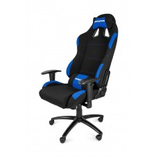 AKRACING GAMING CHAIR BLACK BLUE ГЕЙМЪРСКИ СТОЛ