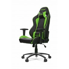 AKRACING NITRO GAMING CHAIR GREEN ГЕЙМЪРСКИ СТОЛ