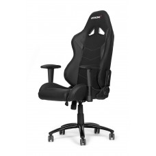 AKRACING OCTANE GAMING CHAIR BLACK ГЕЙМЪРСКИ СТОЛ