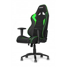 AKRACING OCTANE GAMING CHAIR GREEN ГЕЙМЪРСКИ СТОЛ