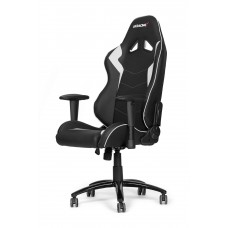 AKRACING OCTANE GAMING CHAIR WHITE ГЕЙМЪРСКИ СТОЛ