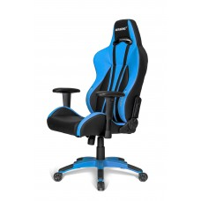 AKRACING PREMIUM PLUS GAMING CHAIR BLUE ГЕЙМЪРСКИ СТОЛ