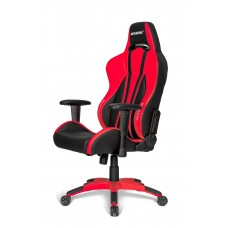 AKRACING PREMIUM PLUS GAMING CHAIR RED ГЕЙМЪРСКИ СТОЛ