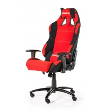 AKRACING PRIME GAMING CHAIR BLACK RED ГЕЙМЪРСКИ СТОЛ