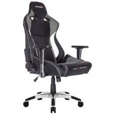 AKRACING PROX GAMING CHAIR GREY ГЕЙМЪРСКИ СТОЛ