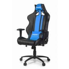 AKRACING RUSH GAMING CHAIR BLUE ГЕЙМЪРСКИ СТОЛ