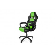 AROZZI MONZA GAMING CHAIR - GREEN ГЕЙМЪРСКИ СТОЛ