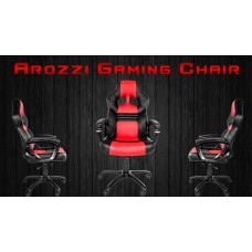 AROZZI MONZA GAMING CHAIR - RED ГЕЙМЪРСКИ СТОЛ