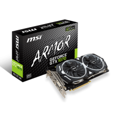 MSI Video Card GeForce GTX 1070 ARMOR 8G OC Видео карта